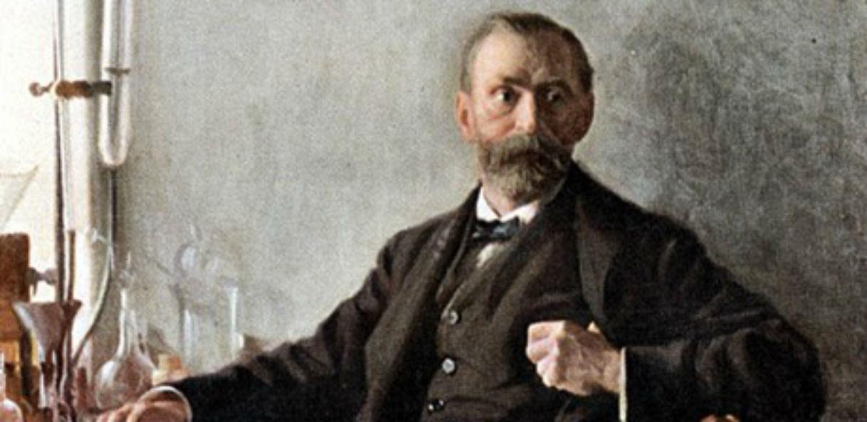 Bild - Tipsrunda om Alfred Nobel