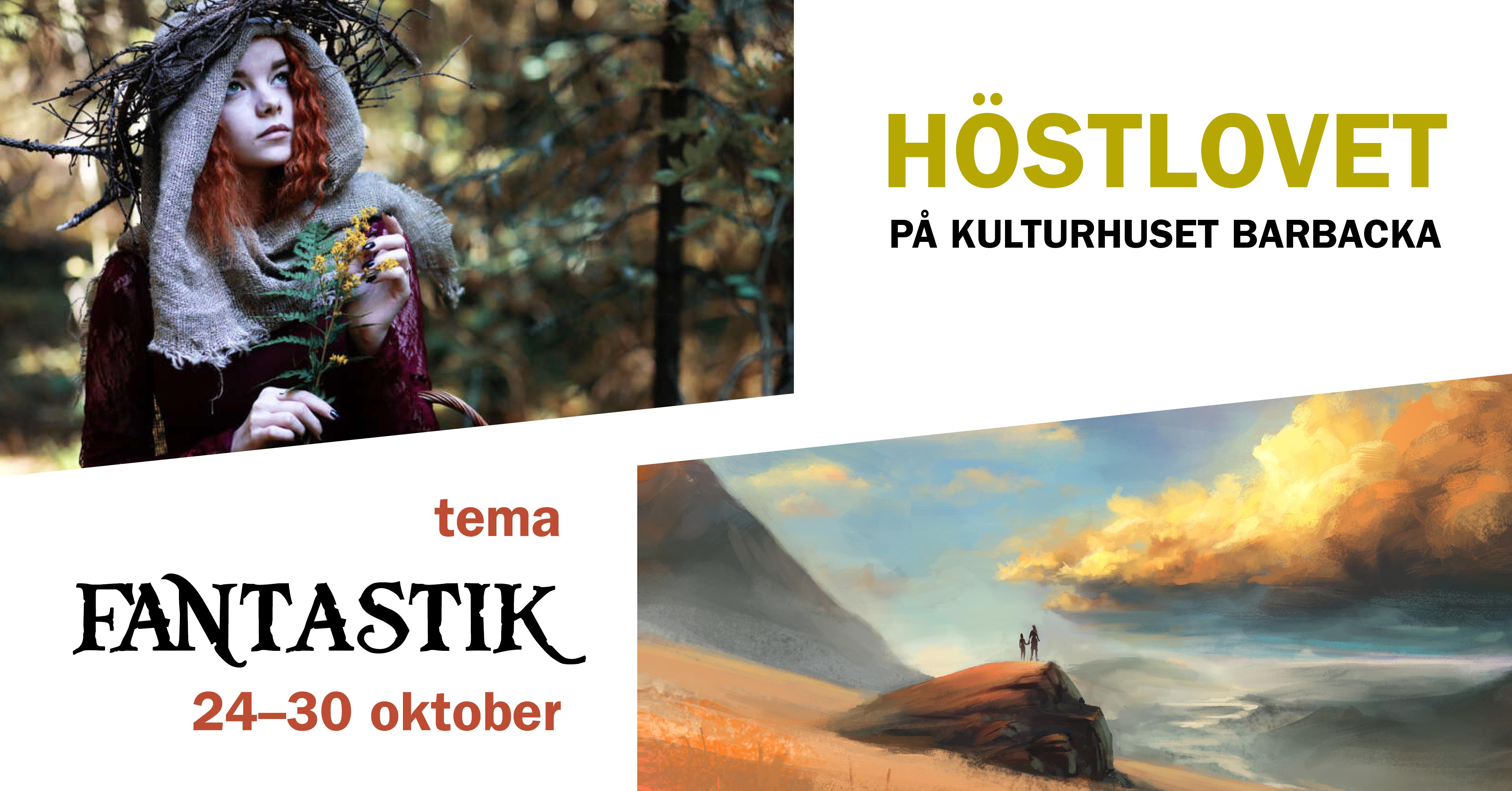 Bild - Höstlov på Kulturhuset Barbacka